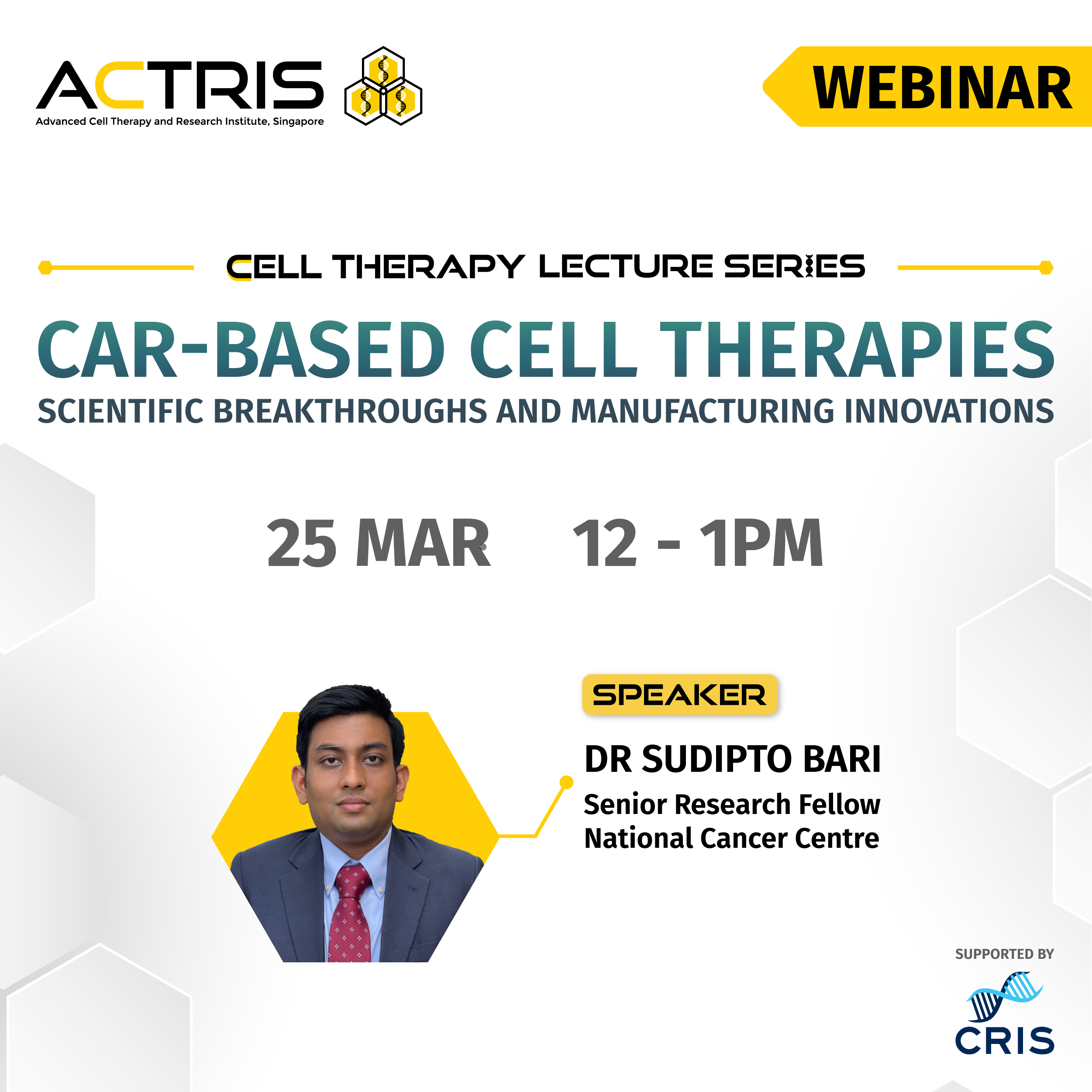 CAR – Based Cell Therapies