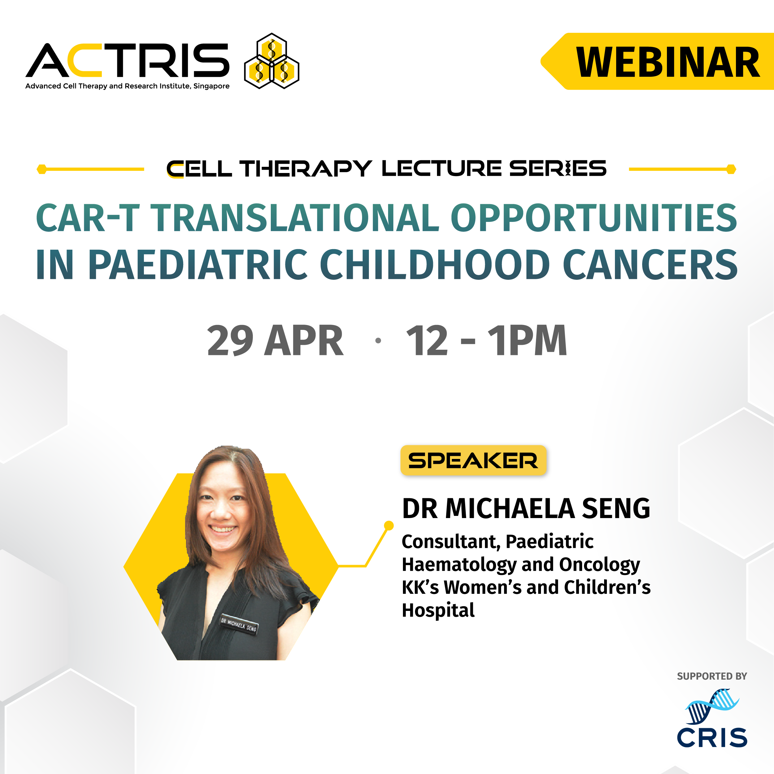CAR-T Translational Opportunities In Paediatric Childhood Cancer